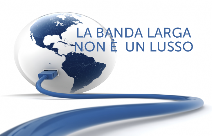Banda larga, Italia al rallenty : lo avresti detto ?